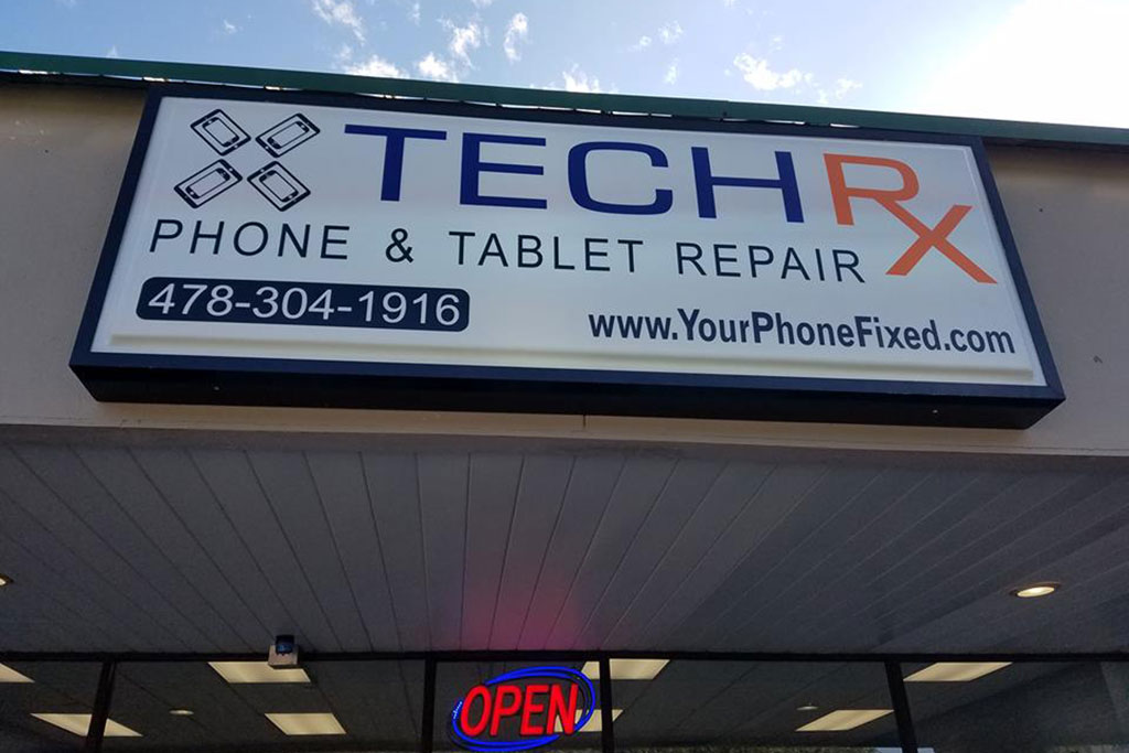 Phone Screen Repair in Dublin GA