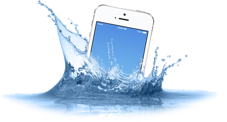 Phone Water Damage